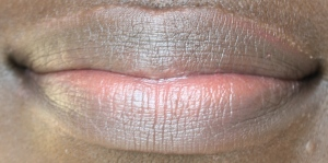 Naakte lippen