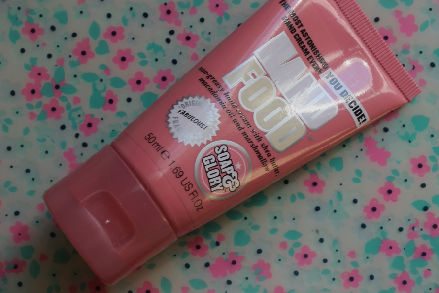 Soap & Glory Hand Food