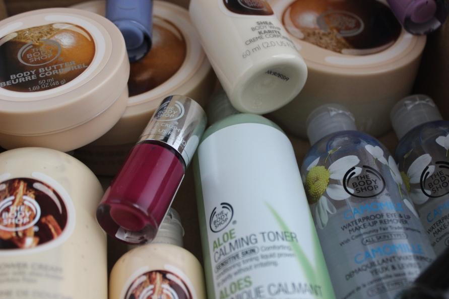 The Body Shop Shoplog