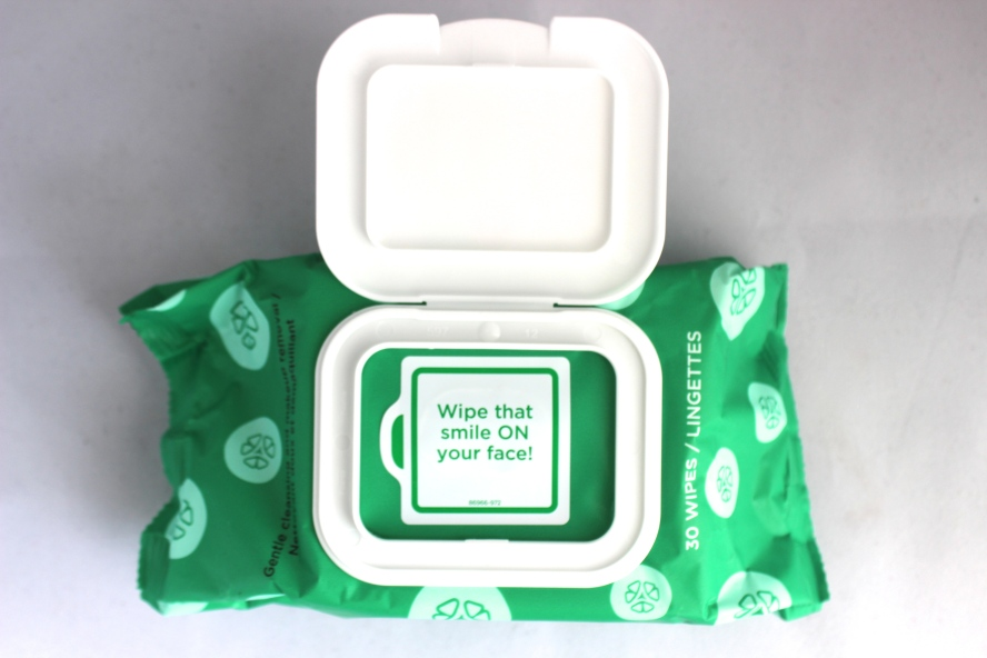 Yes to Cucumbers Facial Wipes