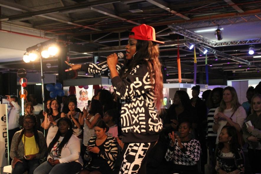 Pearl Your Lifestyle Event I am Aisha