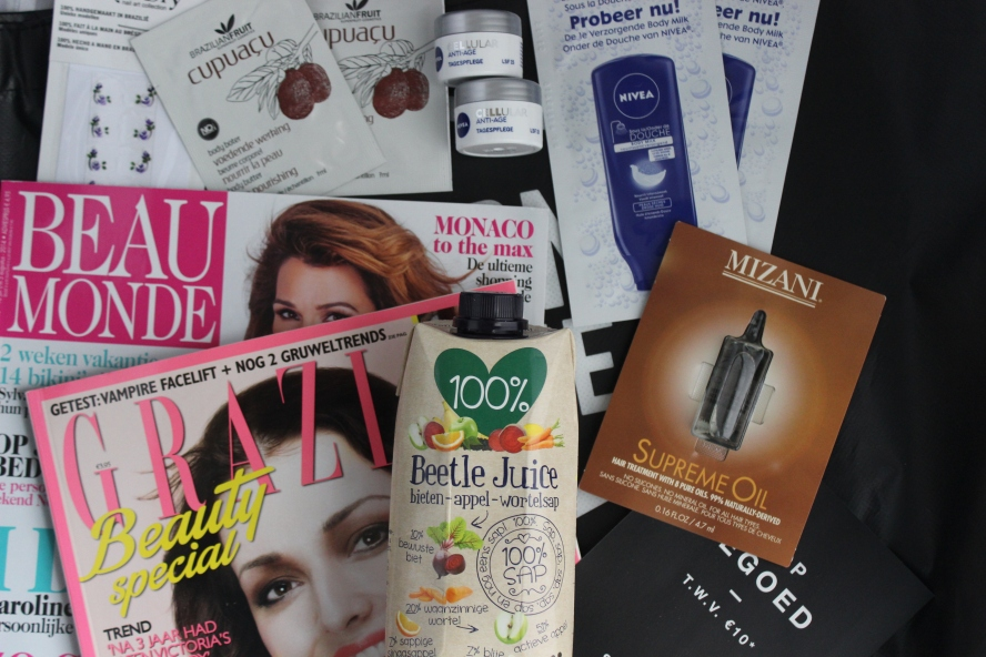 Pearl Your Lifestyle Event Goodie Bag