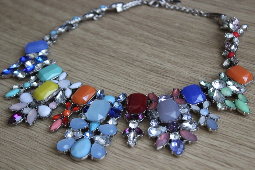 Fall Fashion Bits Zara Ketting 2014 Beautybitsblog.com