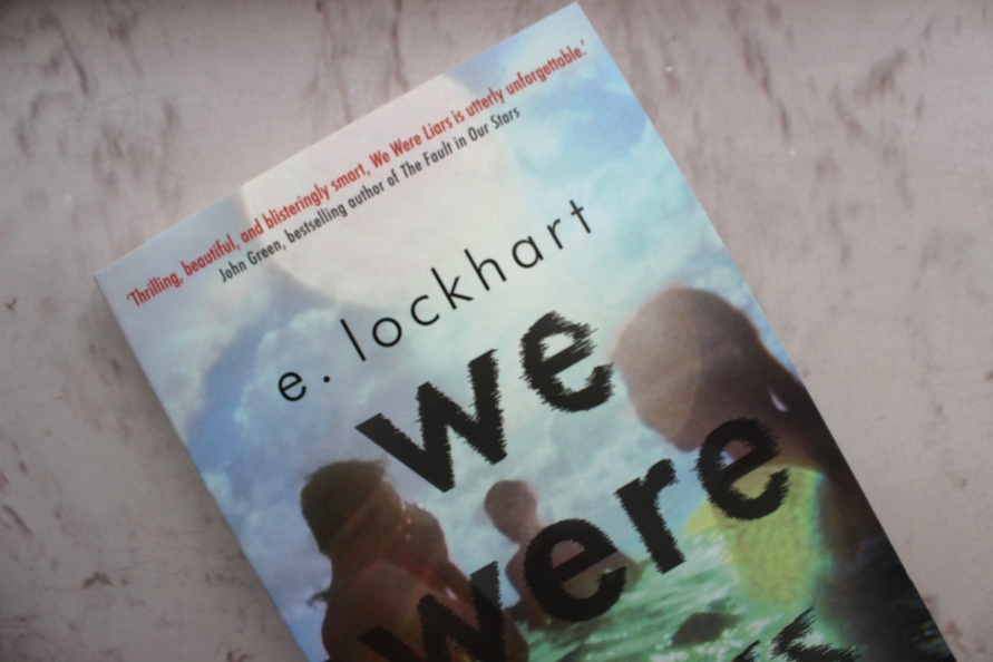 Beauty Bits Boek We Were Liars - Emily Lockhart Beautybitsblog.com