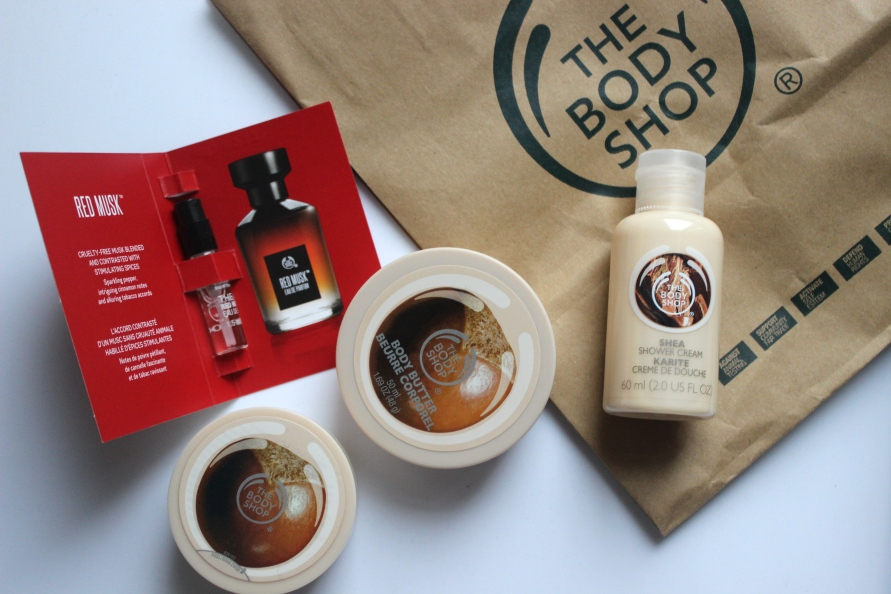 Shoplogs & Goodiebags I Love Beauty 2014 Beautybitsblog.com
