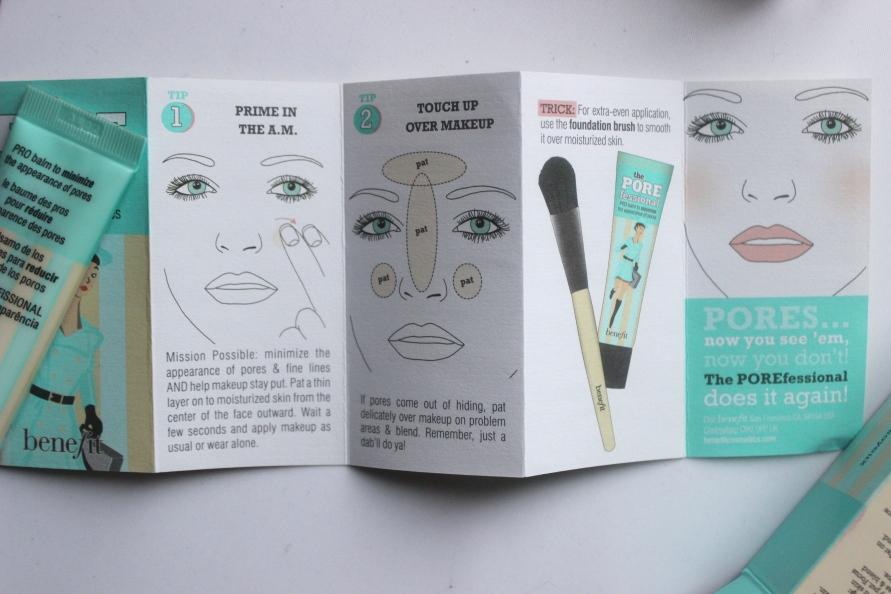 Benefit The Porefessional Beautybitsblog.com