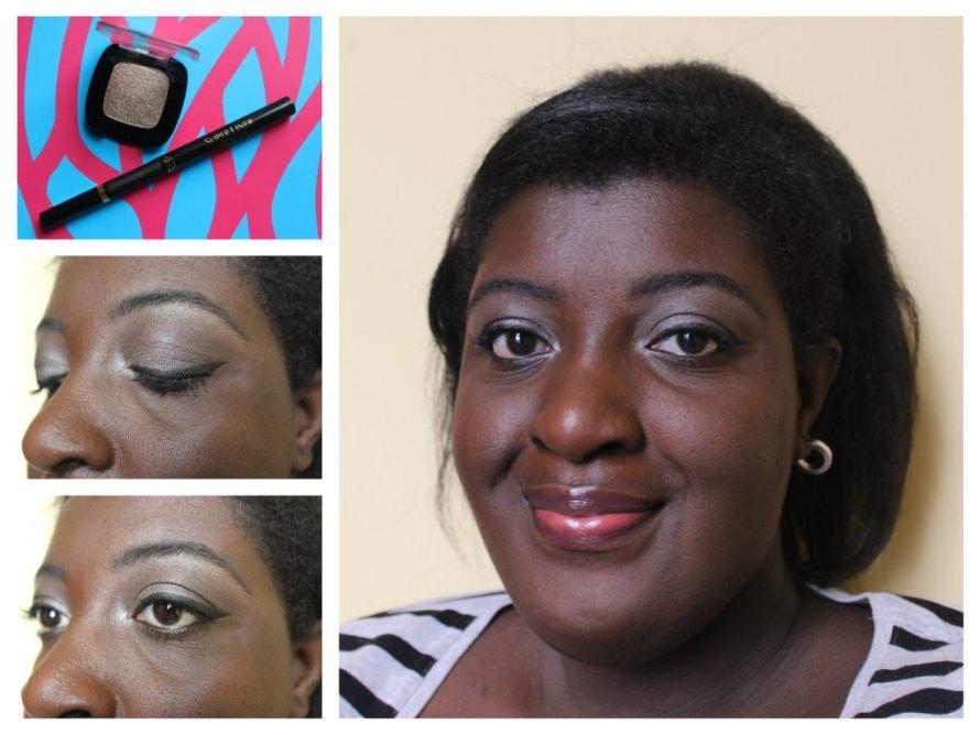 L'Oréal Super Slim Eyeliner & Color Riche Eyeshadow