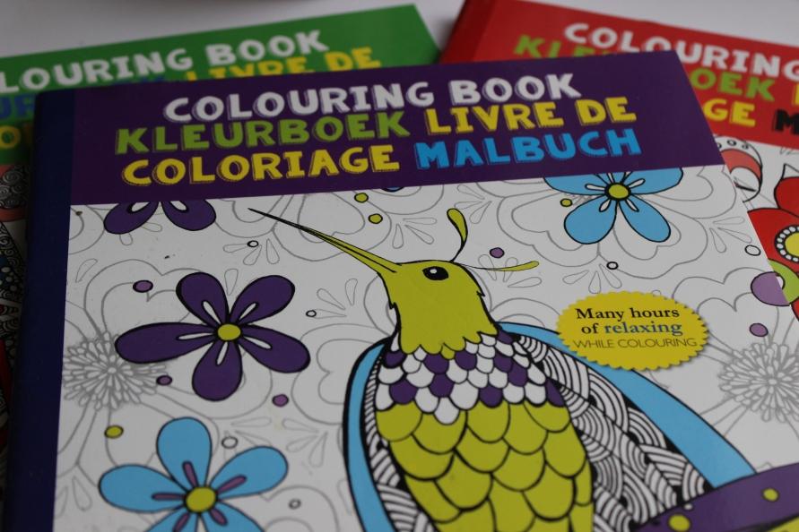 Action Kleurboek voor volwassenen BeautyBitsBlog.com