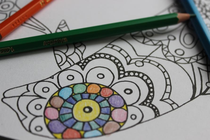 Action Kleurboek voor volwassenen