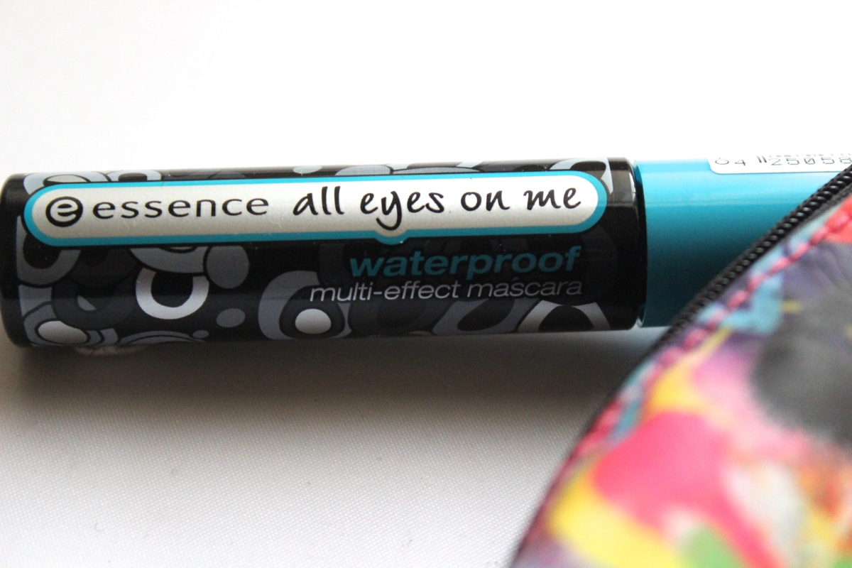 Essence Waterproof Multi-Effect Mascara | Review