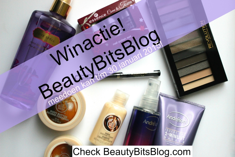 Winactie Beauty Bits Blog | BeautyBitsBlog.com