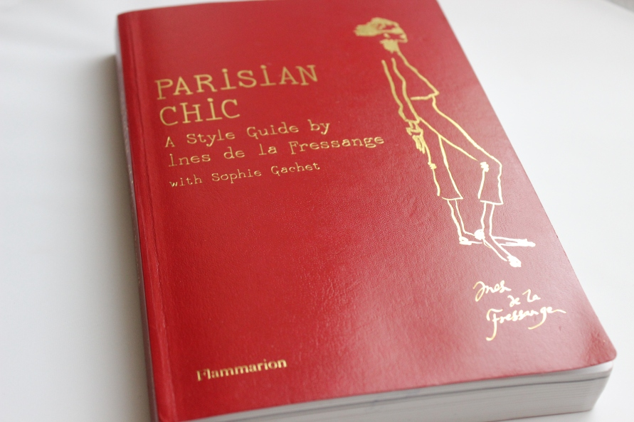 Beauty Bits Boek: Parisian Chic -  Ines de la Fressange