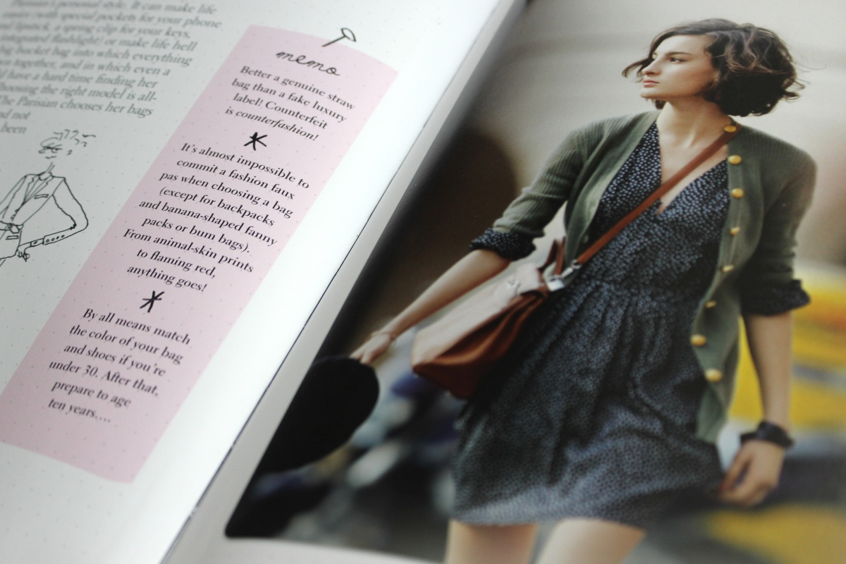 Beauty Bits Boek : Parisian Chic - Ines de La Fressange