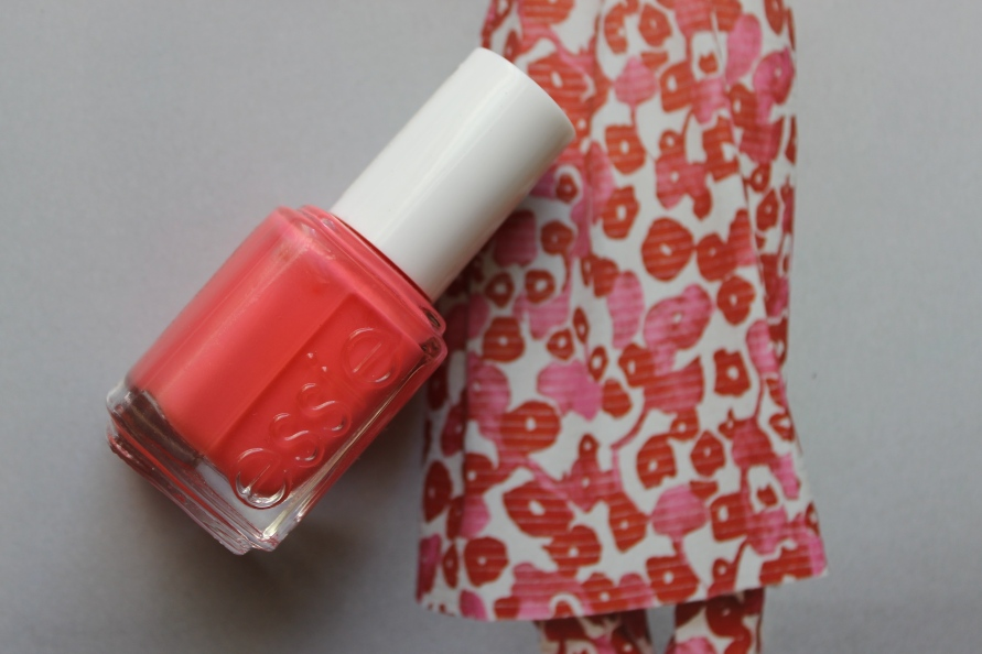 Nailed it! Essie - Cute as a Button BeautyBitsBlog.com