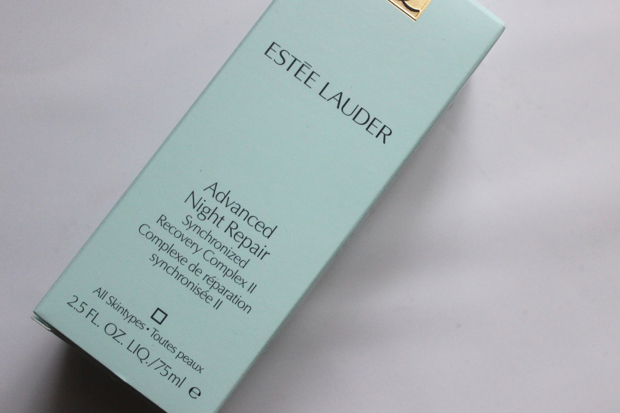 Estée Lauder Advanced Night Repair Synchronized Recovery Complex II | Review BeautyBitsBlog.com