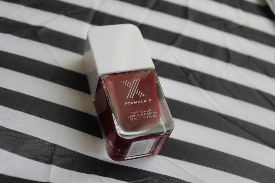 Sephora Formula X nagellak - Ignite | Review BeautyBitsBlog.com