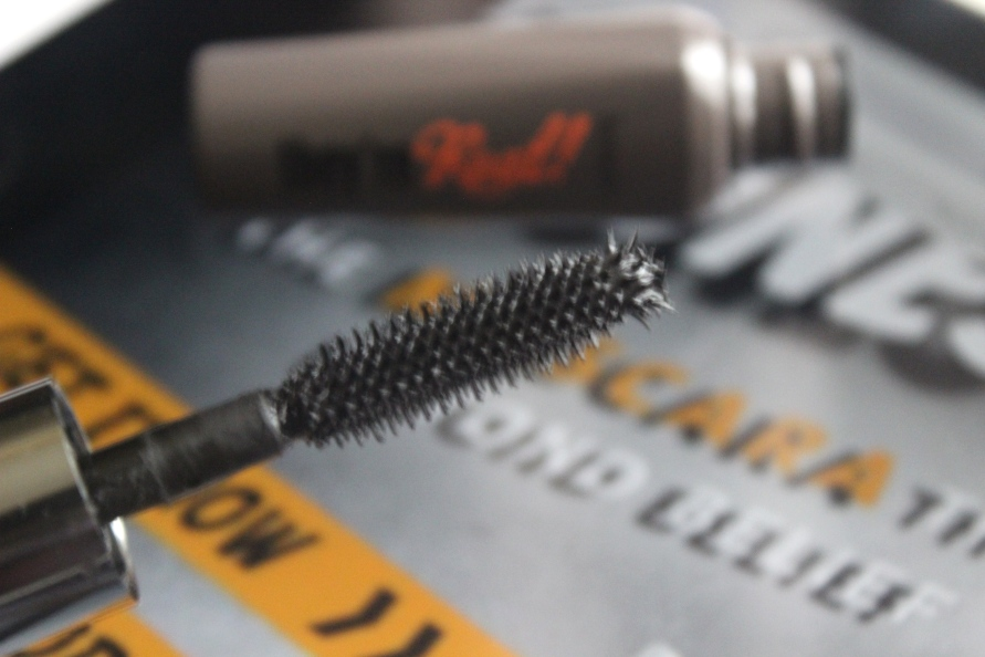 Benefit They're Real Mascara | Review BeautyBitsBlog.com