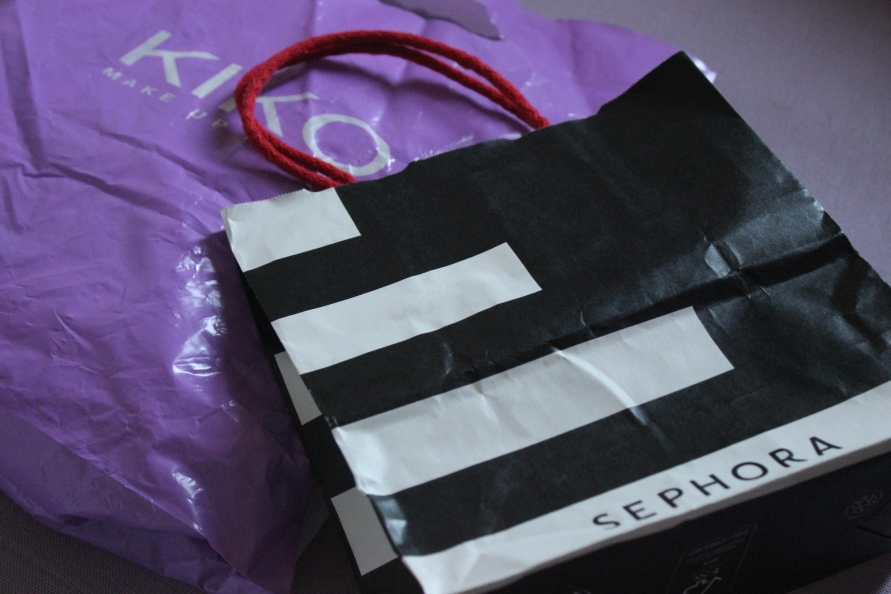 Shoplog Sephora & Kiko Lissabon| Beautybitsblog.com