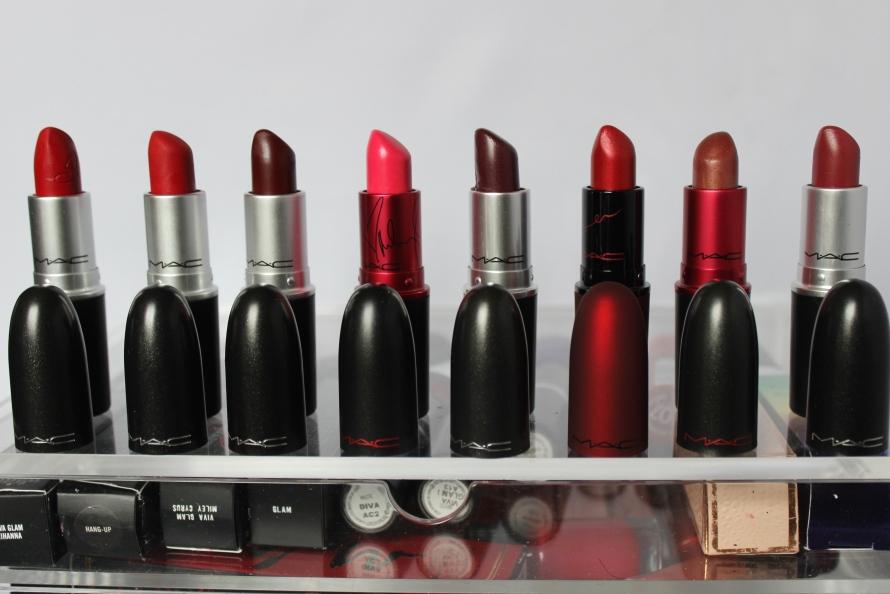 Is het de hype waard?| MAC Lipsticks BeautyBitsBlog.com