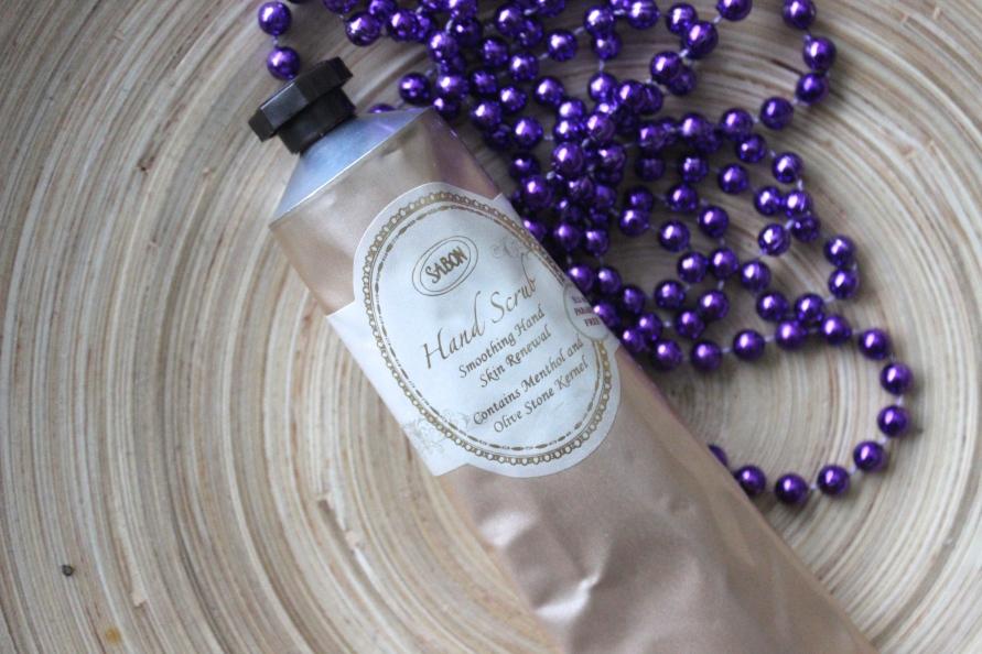 Sabon Hand Scrub | Review BeautyBitsBlog.com