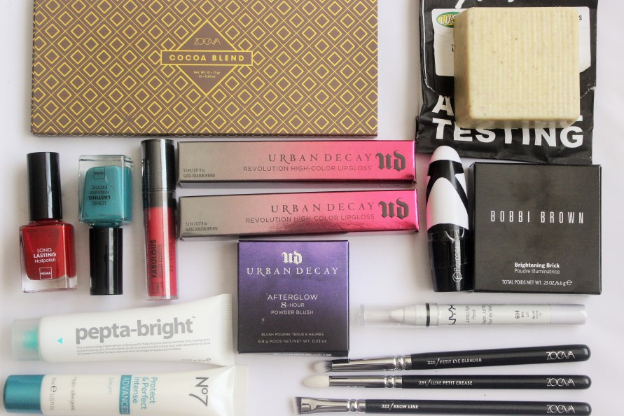 So I've been shopping again... | BeautyBitsBlog.com