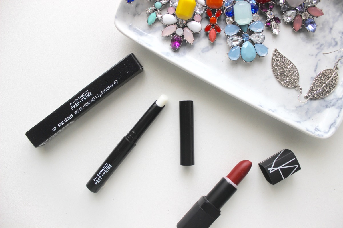 MAC Prep + Prime Lip | Review
