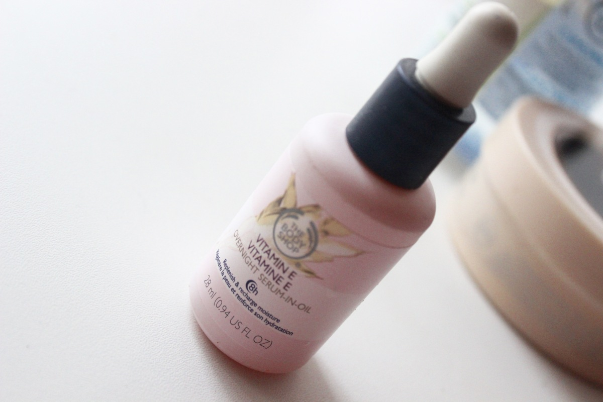The Body Shop Vitamin E Serum-in-Oil | Review