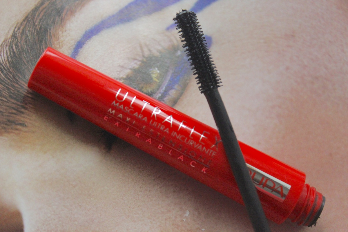Pupa Ultraflex Mascara - Ultra Black | Review