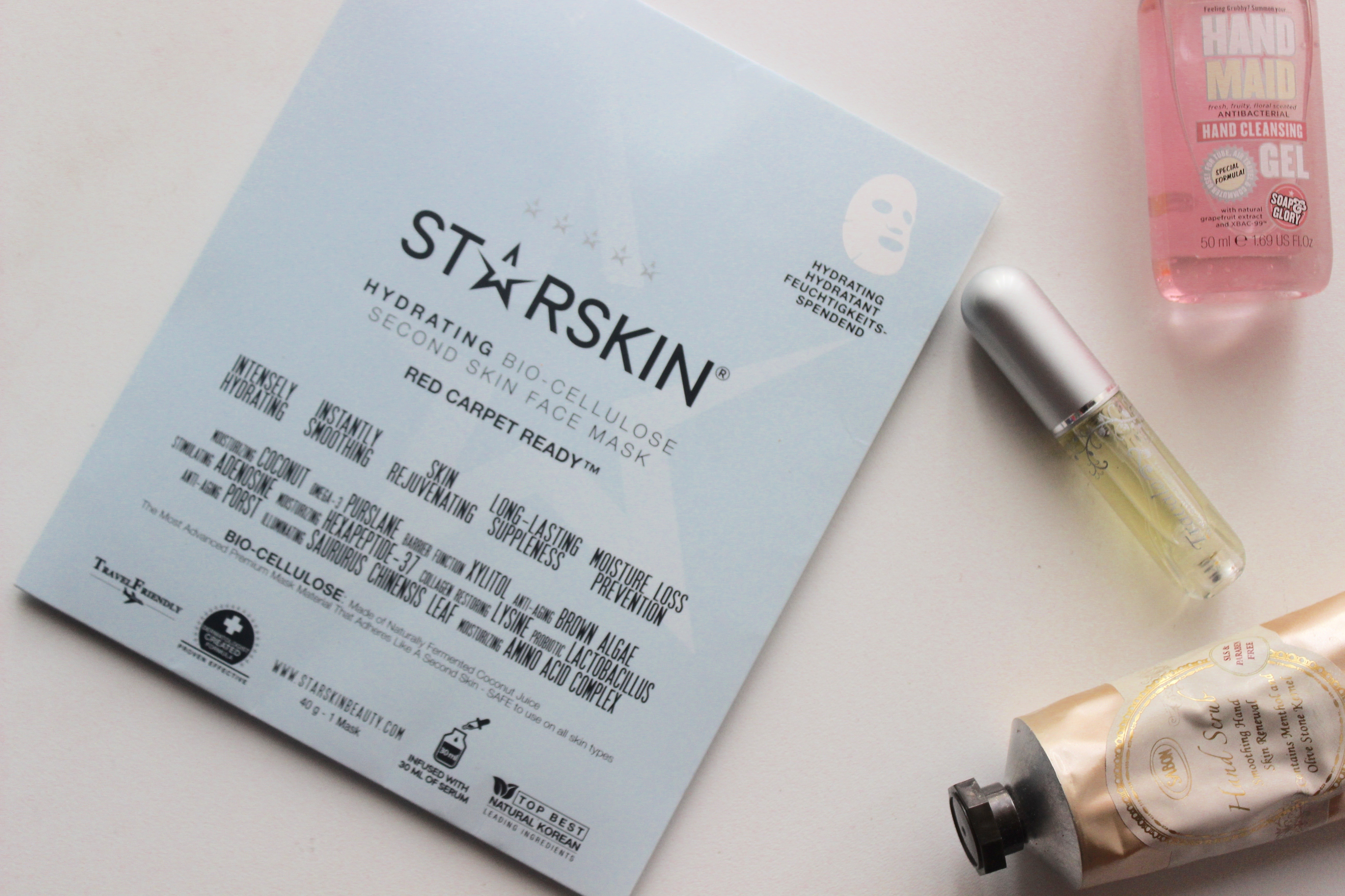 starskin mask review