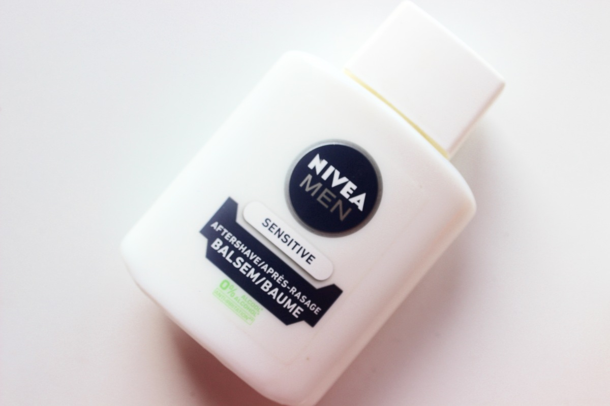 Nivea Men Sensitive Aftershave balsem als primer | Review