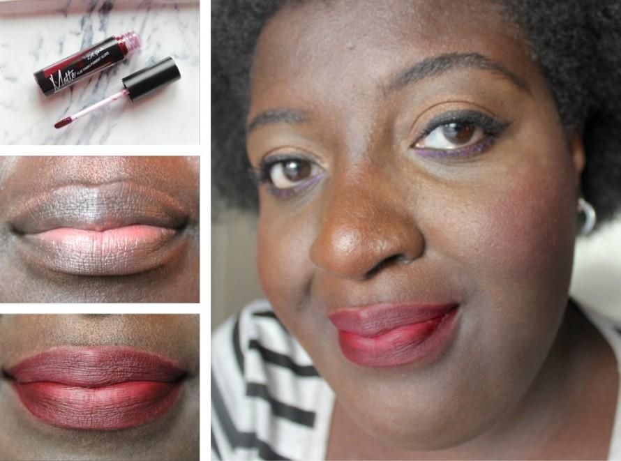 LA Girl Liquid Lipstick - Backstage | Review 7