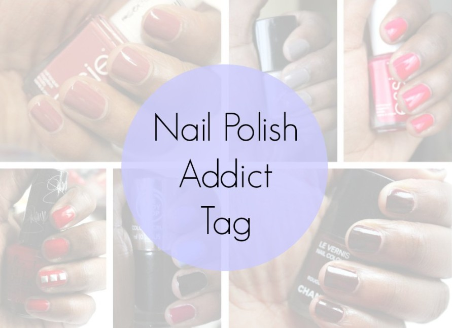 Nail Polish Addict Tag 1