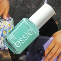 Nailed it! Essie - Turquoise & Caicos   Review