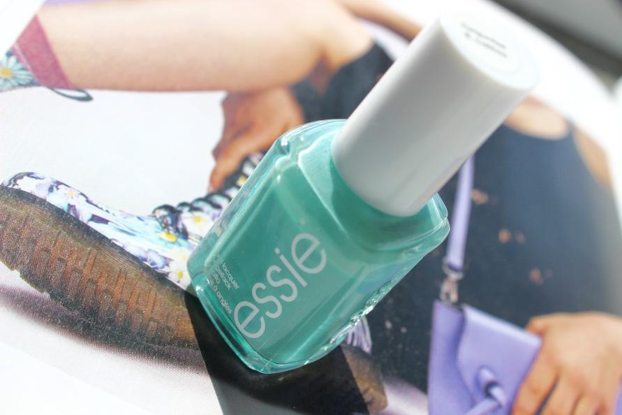 Essie - Turquoise & Caicos 5