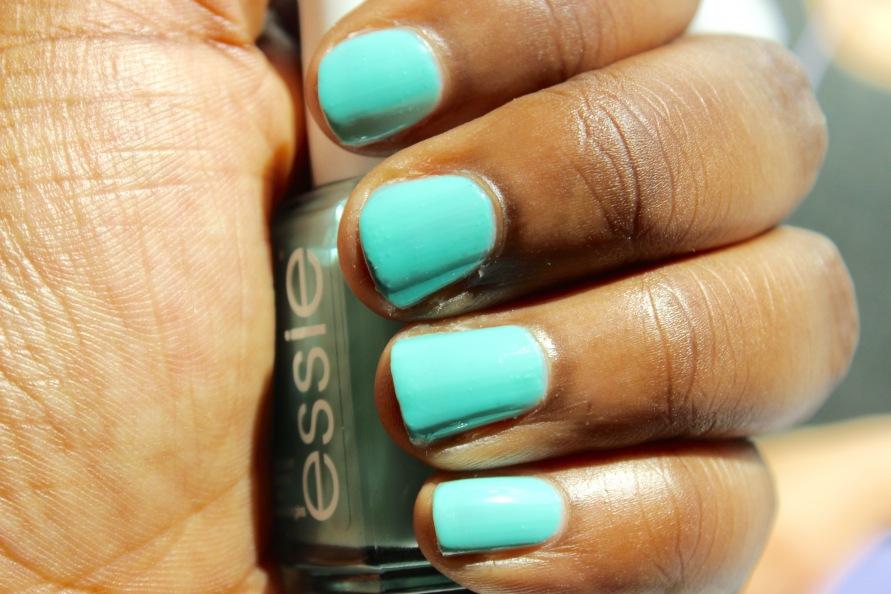 Essie - Turquoise & Caicos 2