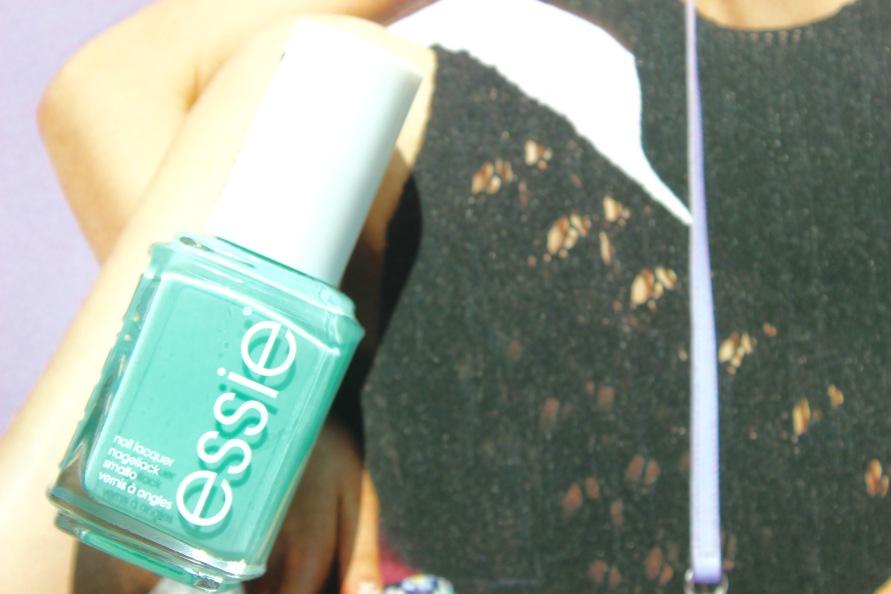 Essie - Turquoise & Caicos 1