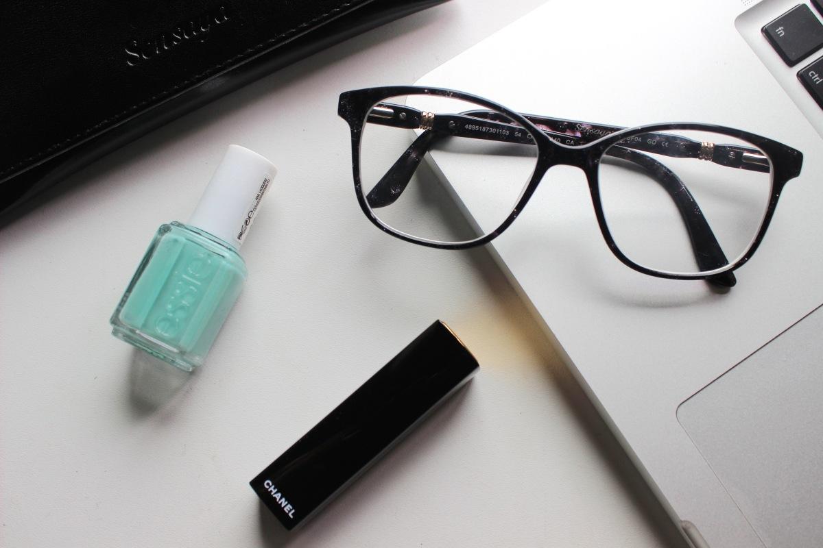 Mijn nieuwe bril!
