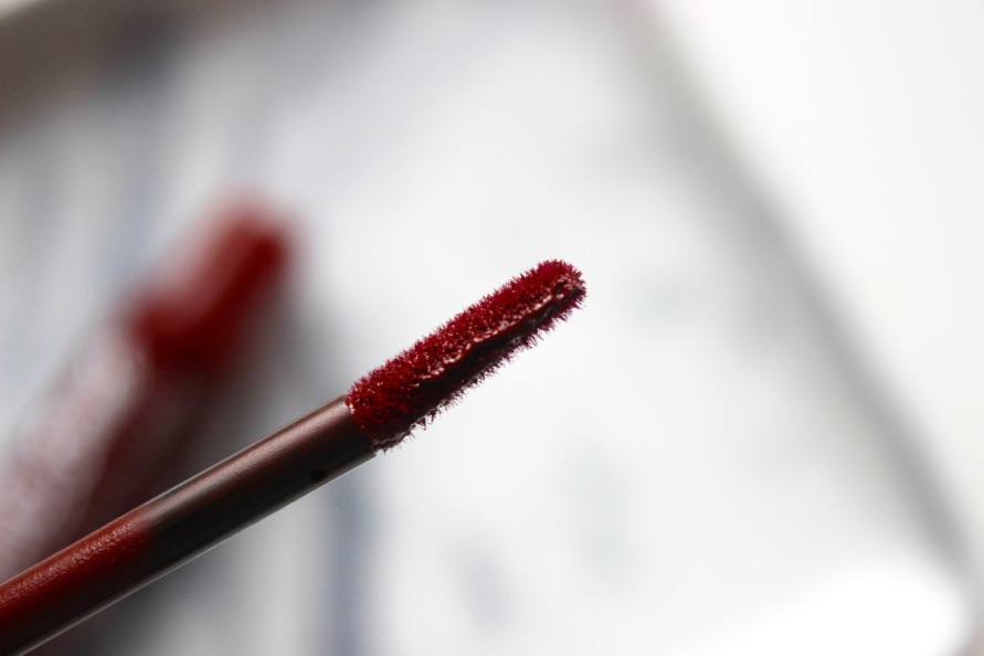 NYX Liquid Suede - Cherry Skies 7 | Review | BeautyBitsBlog.com