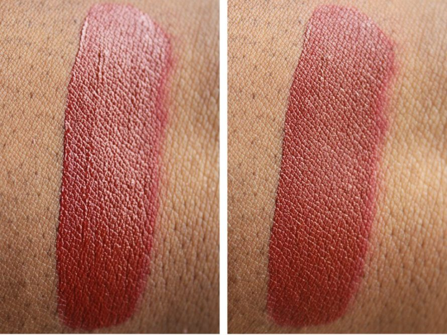 NYX Liquid Suede - Cherry Skies 11 | Review | BeautyBitsBlog.com