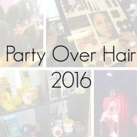 Impressie Party over Hair 2016
