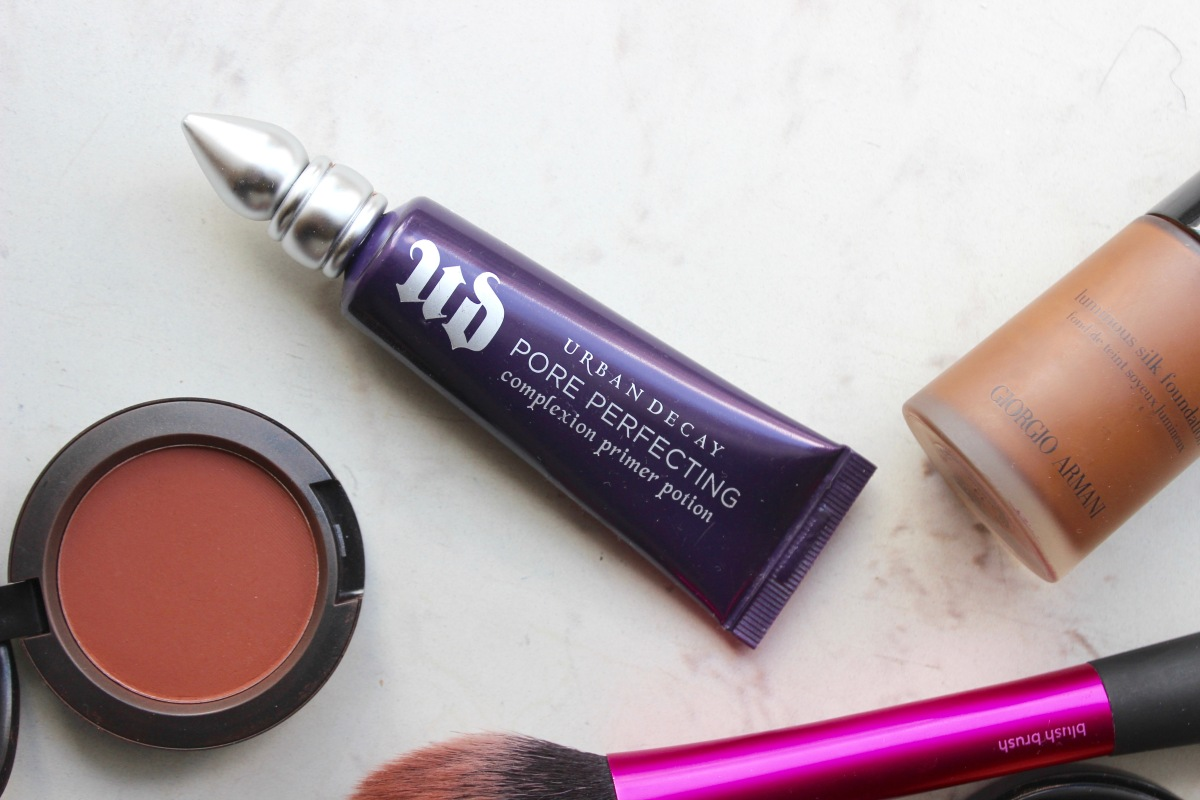 Urban Decay Complexion Primer Potion | Review
